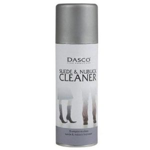dasco suede and nubuck shampoo cleaner spray photo